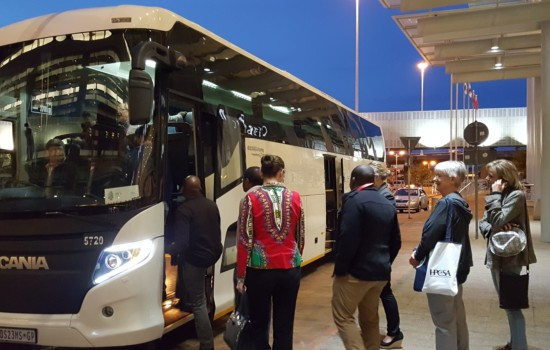 52 Seater Luxury Coach CTICC Cape Town