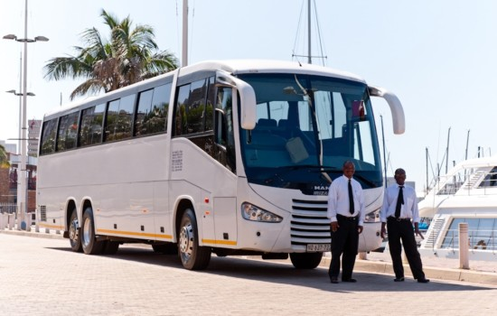 60 Seater Conference Coach Cape Town