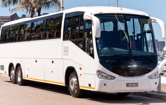 60 Seater Conference Coach For Hire Cape Town