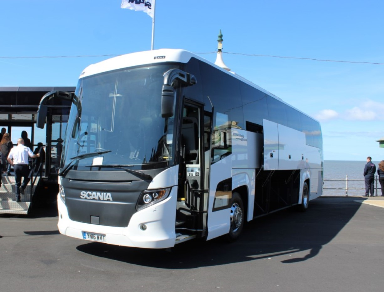 Scania Higer Luxury Coach
