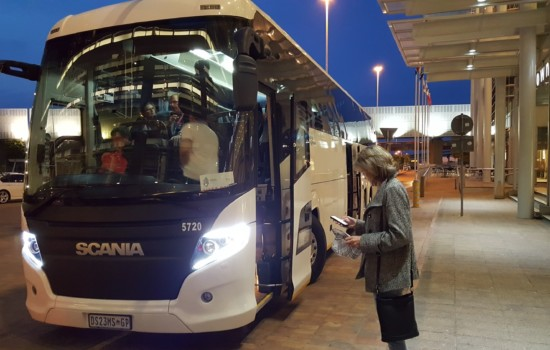 52 Seater Coach Rental in Johannesburg